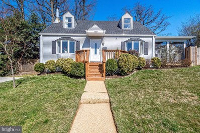 7329 Poplar Court, Falls Church, VA 22042 - #: VAFX1186490