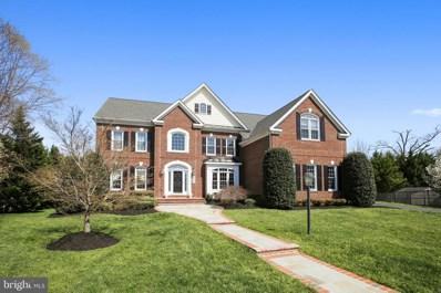 8903 Grist Mill Woods Court, Alexandria, VA 22309 - #: VAFX1189512