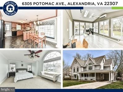 6305 Potomac Avenue, Alexandria, VA 22307 - #: VAFX1192484