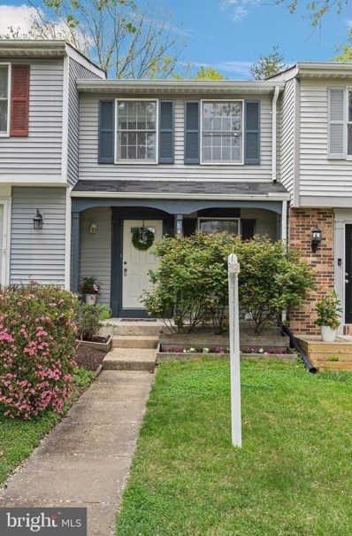 8444 Red Eagle Court, Lorton, VA 22079 - #: VAFX1194032