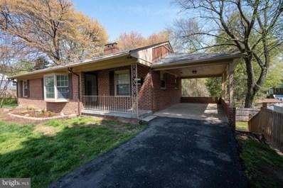 6014 Munson Hill Road, Falls Church, VA 22041 - #: VAFX1194536