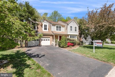 8226 Walnut Ridge Road, Fairfax Station, VA 22039 - #: VAFX1195244