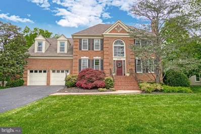 5703 Hampton Forest Way, Fairfax, VA 22030 - #: VAFX1196804
