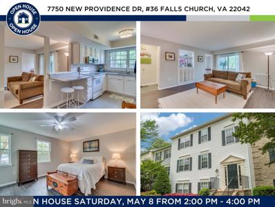 7750 New Providence Drive UNIT 36, Falls Church, VA 22042 - #: VAFX1197460