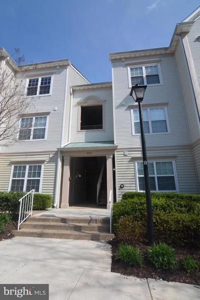 4351 Wilson Valley Drive UNIT 103, Fairfax, VA 22033 - MLS#: VAFX1198298