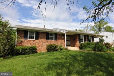6016 Jennings Lane, Springfield, VA 22150 - #: VAFX1198720