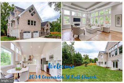 2034 Greenwich Street, Falls Church, VA 22043 - #: VAFX1200200