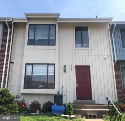 2252 Berger Place, Herndon, VA 20170 - #: VAFX1200758