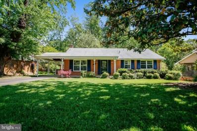 4707 Pickett Road, Fairfax, VA 22032 - #: VAFX1201874