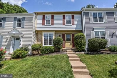 9938 Wood Wren Court, Fairfax, VA 22032 - #: VAFX1206914