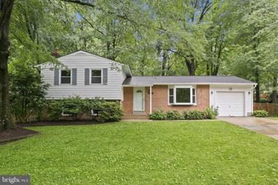 6504 Greenview Lane, Springfield, VA 22152 - #: VAFX1208564
