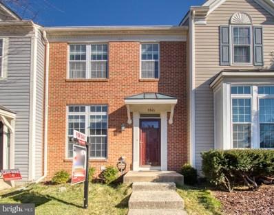 5943 Raina Drive, Centreville, VA 20120 - #: VAFX2000514
