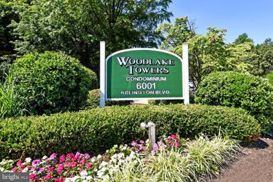 6001 Arlington Boulevard UNIT 406, Falls Church, VA 22044 - #: VAFX2002244