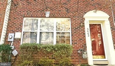 5442 Patuxent Knoll Place, Alexandria, VA 22312 - #: VAFX2007578