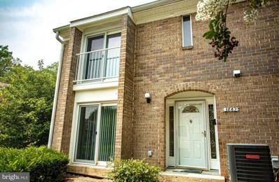 3862 Persimmon Circle, Fairfax, VA 22031 - #: VAFX2008364
