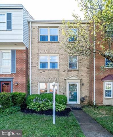 6627 Deer Gap Court, Alexandria, VA 22310 - #: VAFX2009700