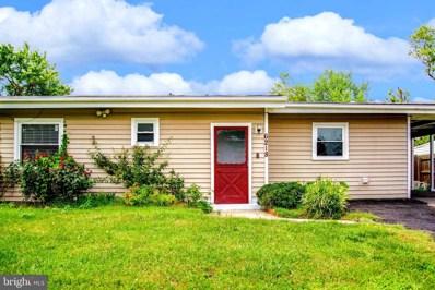 6218 Pioneer Drive, Springfield, VA 22150 - MLS#: VAFX2018386