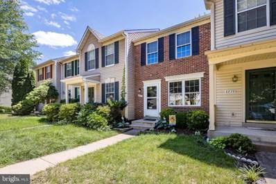 6822 Chasewood Circle, Centreville, VA 20121 - #: VAFX2021576