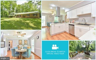 2615 Hunter Mill Road, Oakton, VA 22124 - #: VAFX2022812