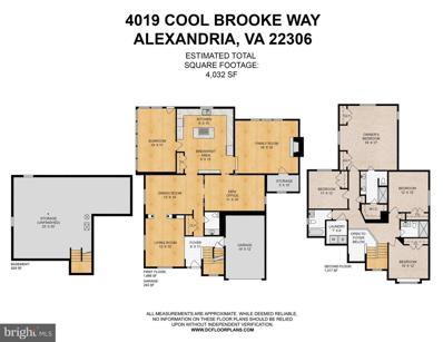 4019 Cool Brooke Way, Alexandria, VA 22306 - #: VAFX2023332