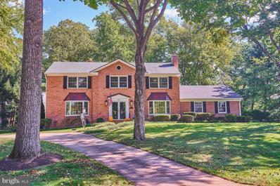1598 Forest Villa Lane, Mclean, VA 22101 - #: VAFX2026350