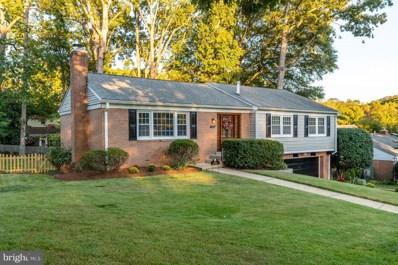 4212 Wilton Woods Lane, Alexandria, VA 22310 - #: VAFX2027310