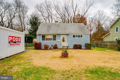 6672 Barrett Road, Falls Church, VA 22042 - #: VAFX366616