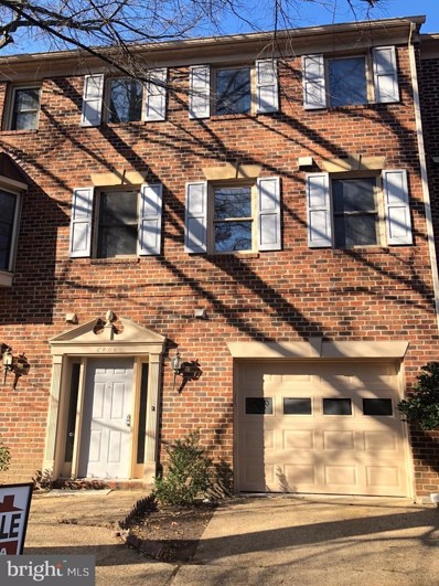 6406 Fleetside Court, Alexandria, VA 22310 - MLS#: VAFX396574