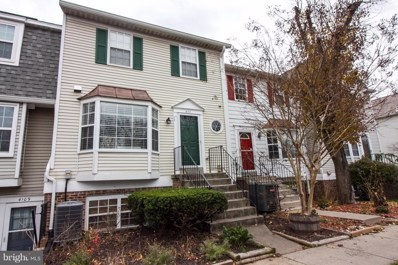 4111 Placid Lake Court UNIT 62E, Chantilly, VA 20151 - #: VAFX535284