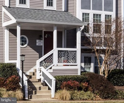 4050-B  Grays Pointe Court, Fairfax, VA 22033 - #: VAFX745970