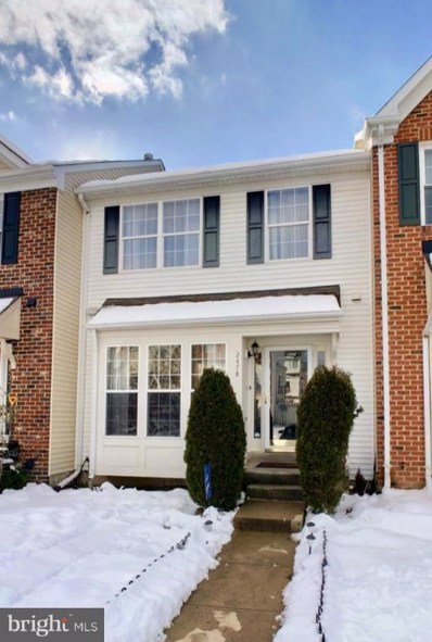 2478 Wheat Meadow Circle, Herndon, VA 20171 - #: VAFX747228
