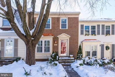 5533 Lakewhite Court, Fairfax, VA 22032 - MLS#: VAFX747804