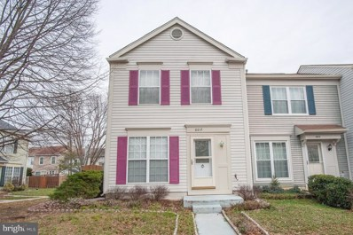 6612 Morning View Court, Alexandria, VA 22315 - #: VAFX747838