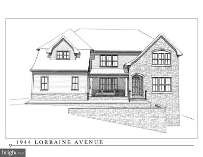 1944 Lorraine Avenue, Mclean, VA 22101 - #: VAFX775136