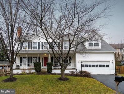 13912 Stonefield Lane, Clifton, VA 20124 - #: VAFX991854