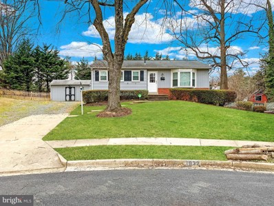 1932 Fisher Court, Falls Church, VA 22043 - #: VAFX992882
