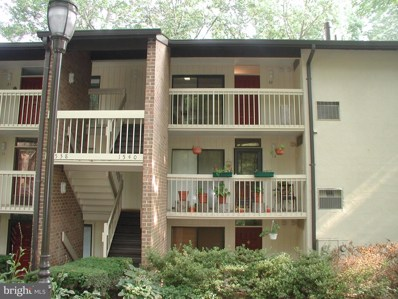 1540 Moorings Drive UNIT 22B, Reston, VA 20190 - #: VAFX992986