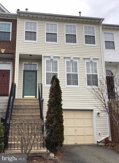 6616 Hunter Creek Lane, Alexandria, VA 22315 - #: VAFX993756
