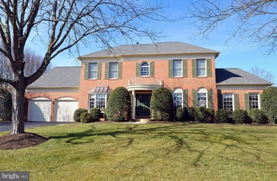 6106 Ridge Haven Court, Centreville, VA 20120 - #: VAFX994172