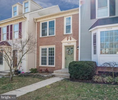 7657 Northern Oaks Court, Springfield, VA 22153 - #: VAFX995844