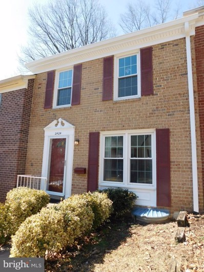 2424 Ansdel Court, Reston, VA 20191 - MLS#: VAFX998536