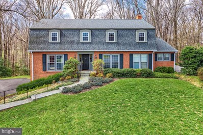 1718 Fox Run Court, Vienna, VA 22182 - MLS#: VAFX999694