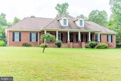 6034 Waugh Point Road, King George, VA 22485 - #: VAKG120222