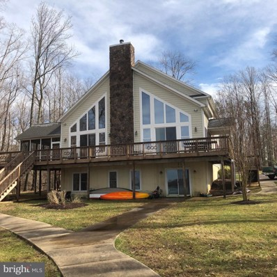 493 Twin Lakes Lane, Bumpass, VA 23024 - #: VALA117436