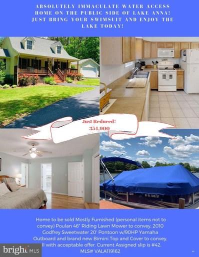 70 Lakeshore Lane, Mineral, VA 23117 - #: VALA119162