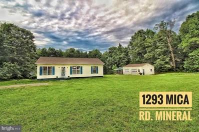 1293 Mica Road, Mineral, VA 23117 - #: VALA119356
