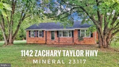 1142 Zachary Taylor Highway, Mineral, VA 23117 - #: VALA120456