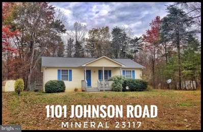 1101 Johnson Road, Mineral, VA 23117 - #: VALA122346