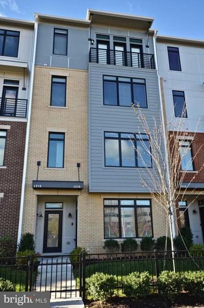 1216 Ribbon Limestone Terrace, Leesburg, VA 20175 - #: VALO100552