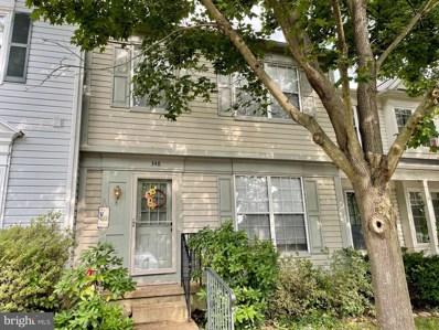 348 Hedgestone Terrace NE, Leesburg, VA 20176 - #: VALO2004372